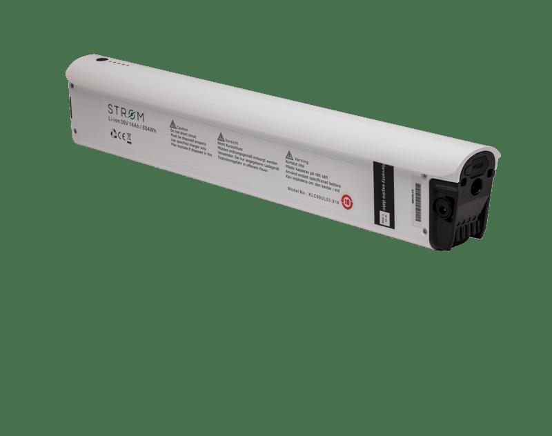 Battery White