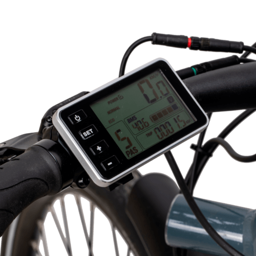 LCD Display E-bike STRØM