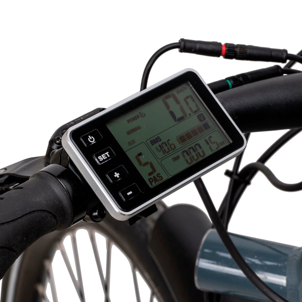 LCD Display E-bike STRØM