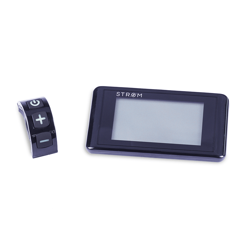LCD Display wireless