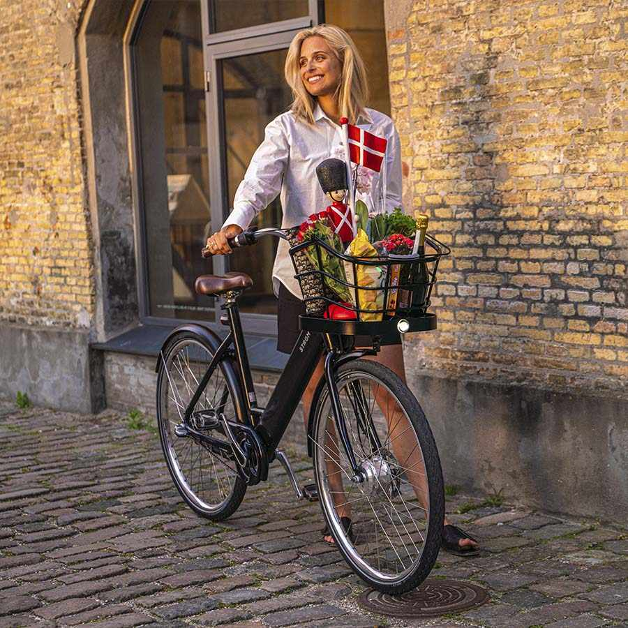 Danish Ebike STROEM City W Black