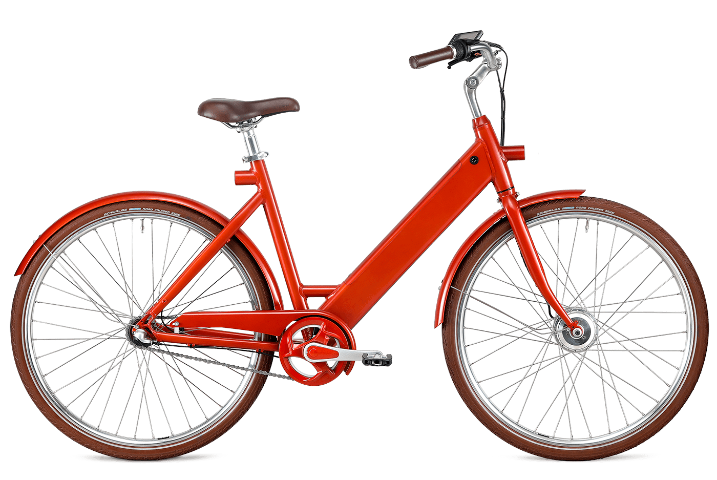STROEM Roed Elcykel Women Bike
