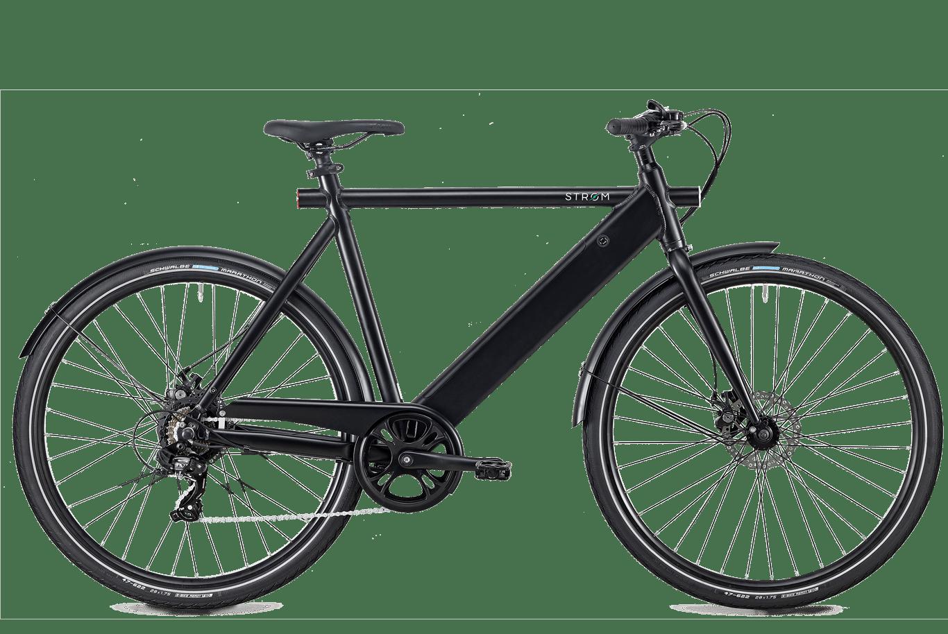 sort-elcykel-citybike