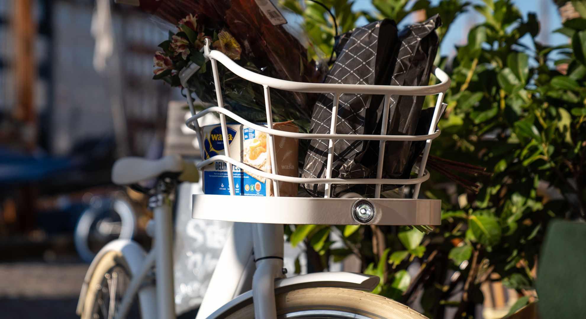 Shopping basket Stroem ebike City W