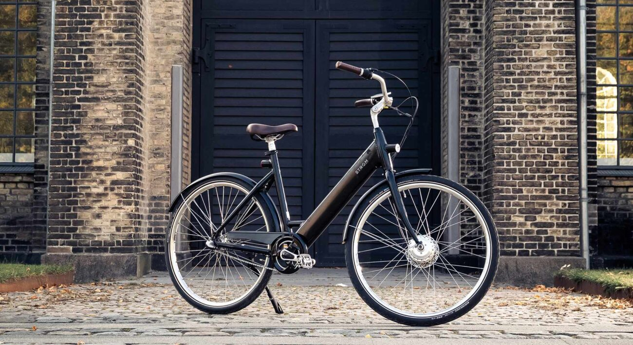 Stoem City Women Ebike