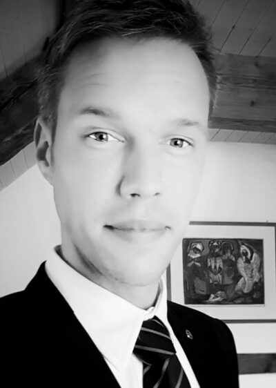 B2B Head of Sales Martin Overbeck