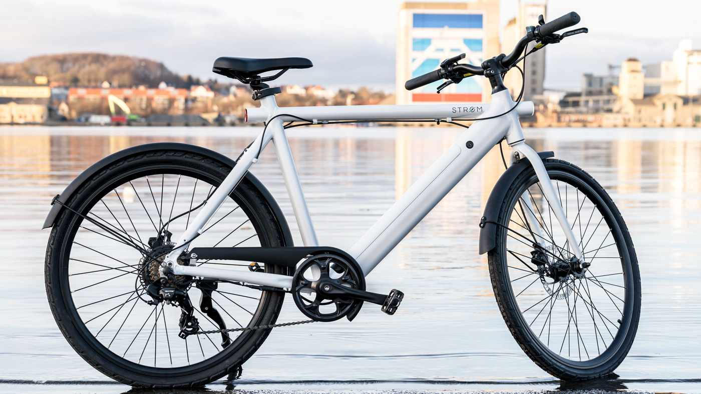 Ebike White City