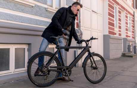 Danish ebike city M Danish design