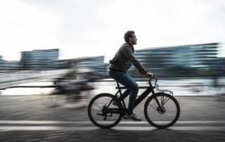 Riding speed Stroem Ebike