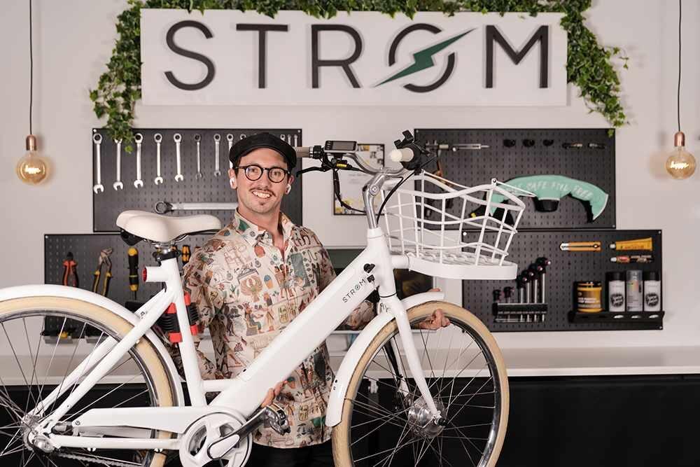 Nichlas Stroem Bikes Founder