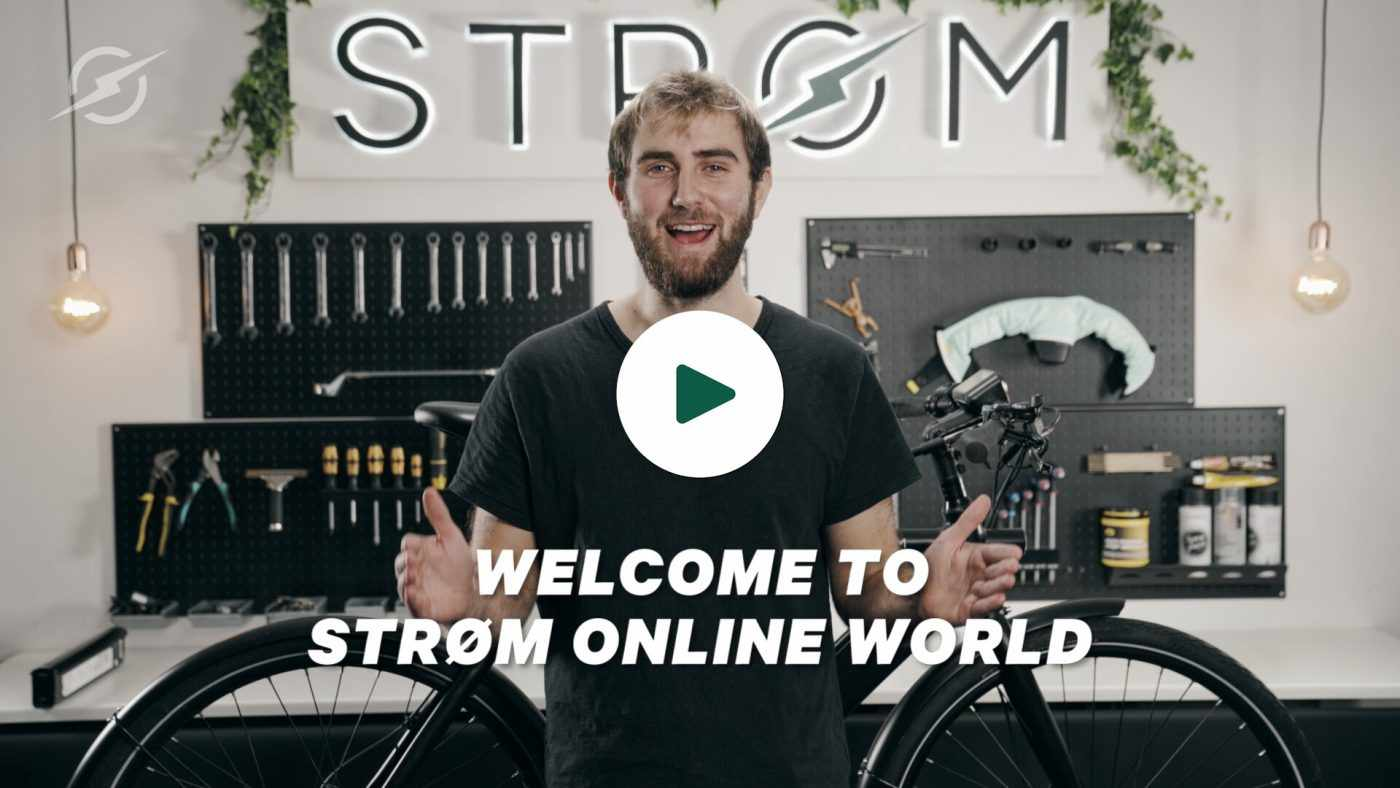 Stroem Bikes online support coming soon