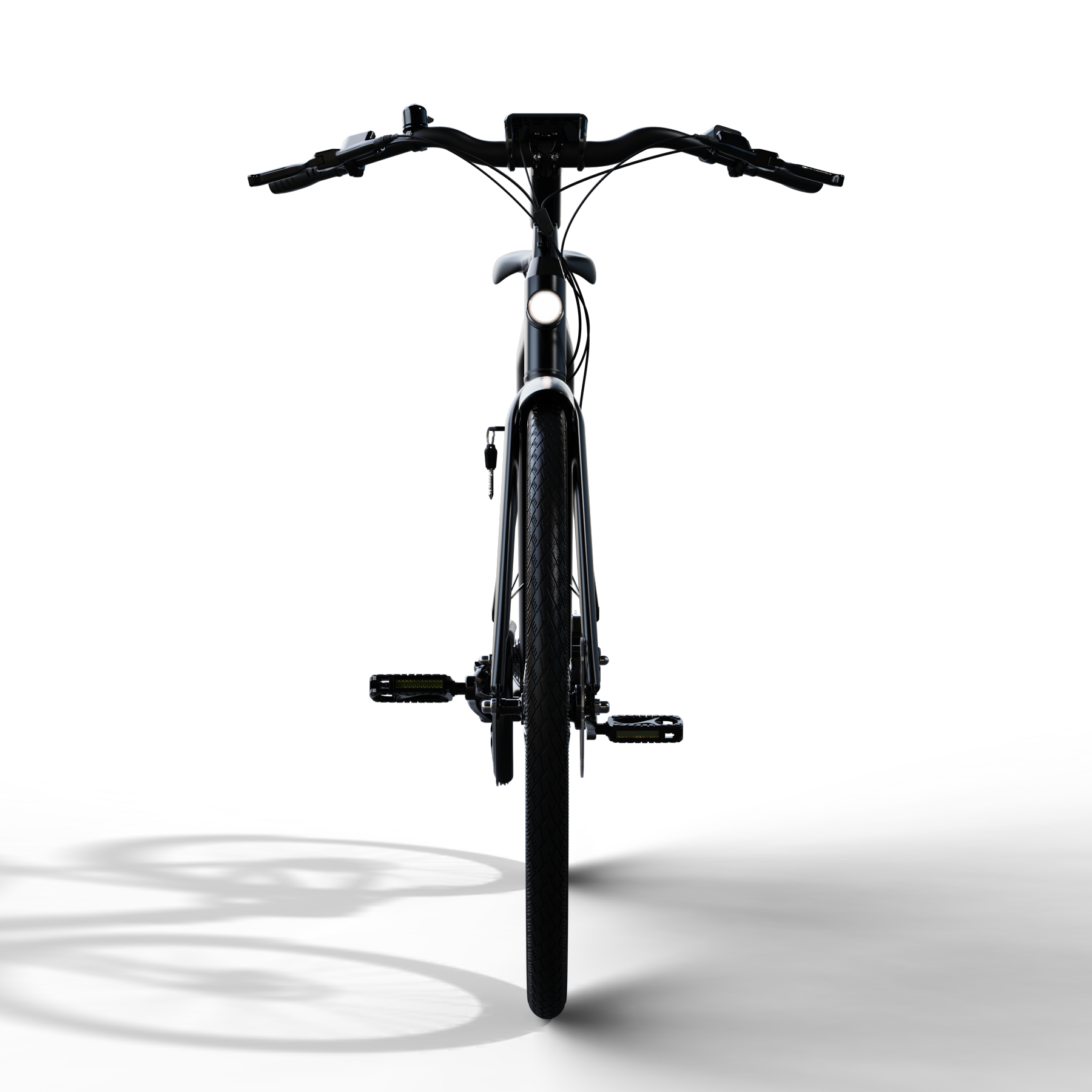 City M Stroem Bike Black Slider