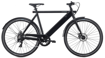 City Bike Men Stroem Black